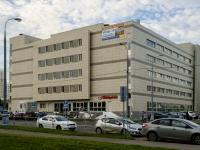 Южное Бутово район, улица Горчакова, дом 11. офисное здание