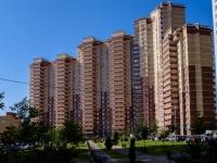 Южное Бутово район, Бутово парк (д. Бутово) микрорайон, дом 25. многоквартирный дом