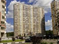 Южное Бутово район, Бутово парк (д. Бутово) микрорайон, дом 3. многоквартирный дом