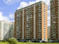 Южное Бутово район, улица Захарьинские Дворики, дом 1 к.1. многоквартирный дом