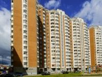 Южное Бутово район, улица Захарьинские Дворики, дом 1 к.2. многоквартирный дом