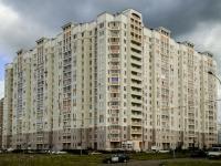 Южное Бутово район, улица Захарьинские Дворики, дом 3. многоквартирный дом