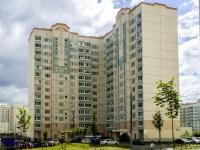 Южное Бутово район, улица Захарьинские Дворики, дом 3 к.1. многоквартирный дом