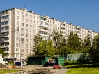 , st Livenskaya, house 6. Apartment house