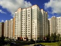 Южное Бутово район, улица Маршала Савицкого, дом 4 к.2. многоквартирный дом