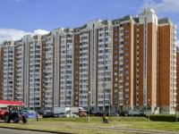 Южное Бутово район, улица Маршала Савицкого, дом 6 к.1. многоквартирный дом