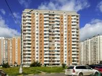 Южное Бутово район, улица Маршала Савицкого, дом 6 к.2. многоквартирный дом