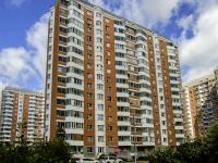 Южное Бутово район, улица Маршала Савицкого, дом 6 к.3. многоквартирный дом