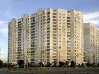 Южное Бутово район, улица Маршала Савицкого, дом 12. многоквартирный дом