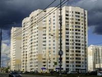 Южное Бутово район, улица Маршала Савицкого, дом 12 к.1. многоквартирный дом