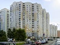 Южное Бутово район, улица Маршала Савицкого, дом 16. многоквартирный дом
