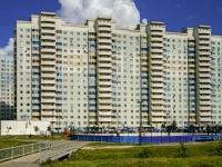 Южное Бутово район, улица Маршала Савицкого, дом 16 к.1. многоквартирный дом