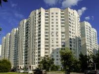 Южное Бутово район, улица Маршала Савицкого, дом 18. многоквартирный дом