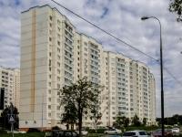 Южное Бутово район, улица Изюмская, дом 37 к.3. многоквартирный дом