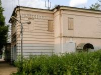 Южное Бутово район, улица Синельниковская, дом 49А. неиспользуемое здание