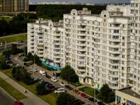 Южное Бутово район, улица Скобелевская, дом 1. многоквартирный дом