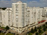 район Южное Бутово, улица Скобелевская, дом 1 к.1. многоквартирный дом