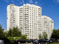 район Южное Бутово, улица Скобелевская, дом 1 к.6. многоквартирный дом