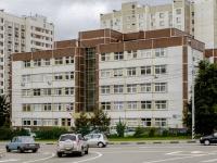 район Южное Бутово, улица Скобелевская, дом 2. поликлиника Детская городская поликлиника №118