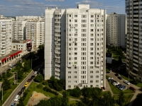 Южное Бутово район, улица Скобелевская, дом 3. многоквартирный дом