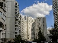 район Южное Бутово, улица Скобелевская, дом 3 к.1. многоквартирный дом