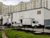 район Южное Бутово, улица Скобелевская, дом 6. офисное здание