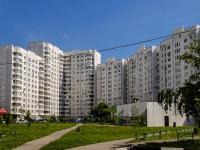 район Южное Бутово, улица Скобелевская, дом 19 к.2. многоквартирный дом