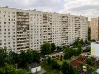 Южное Бутово район, улица Старонародная, дом 2. многоквартирный дом