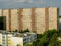 Южное Бутово район, улица Старонародная, дом 4. многоквартирный дом