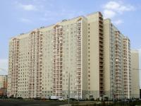 Южное Бутово район, улица Южная (д. Дрожжино), дом 19 к.1. многоквартирный дом