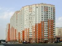 Южное Бутово район, улица Южная (д. Дрожжино), дом 23 к.2. многоквартирный дом