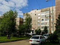 район Южное Бутово, проезд Чечёрский, дом 4. многоквартирный дом