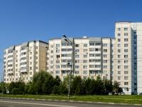 район Южное Бутово, проезд Чечёрский, дом 22. многоквартирный дом