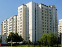 район Южное Бутово, проезд Чечёрский, дом 24. многоквартирный дом