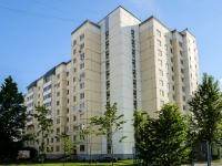 район Южное Бутово, проезд Чечёрский, дом 24 к.2. многоквартирный дом