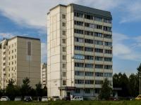 район Южное Бутово, проезд Чечёрский, дом 26. многоквартирный дом
