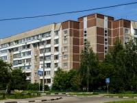 район Южное Бутово, проезд Чечёрский, дом 44. многоквартирный дом