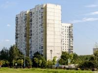 , st Ayvazovsky, house 1 к.1. Apartment house