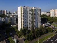 , st Ayvazovsky, house 1 к.2. Apartment house