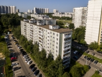 , st Ayvazovsky, house 5 к.1. Apartment house