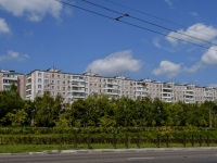 , st Ayvazovsky, house 6 к.1. Apartment house