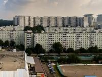 район Ясенево, улица Вильнюсская, дом 3 к.1. многоквартирный дом