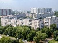 район Ясенево, улица Вильнюсская, дом 4. многоквартирный дом