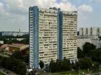 район Ясенево, улица Вильнюсская, дом 6. многоквартирный дом