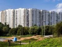 район Ясенево, улица Вильнюсская, дом 7 к.2. многоквартирный дом