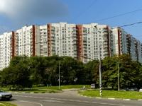 район Ясенево, улица Вильнюсская, дом 8 к.2. многоквартирный дом