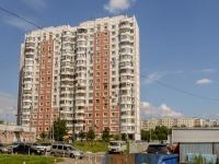 район Ясенево, улица Вильнюсская, дом 13. многоквартирный дом