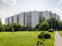 ,  , house 16 к.1. Apartment house