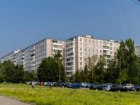 ,  , house 21 к.1. Apartment house