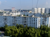 , st Golubinskaya, house 3 к.1. Apartment house